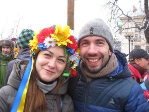 Володимир Панченко Терапевтичний ефект Майдану