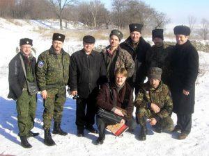 з делегацією Кримськотатарського Меджлісу